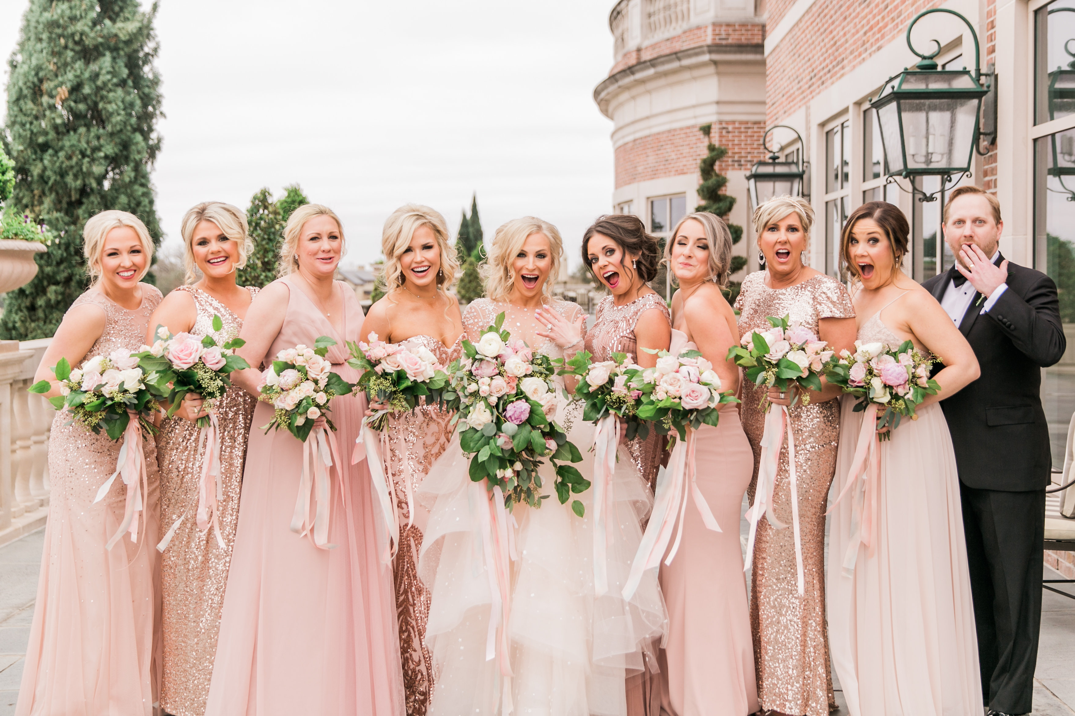Image result for bridal party