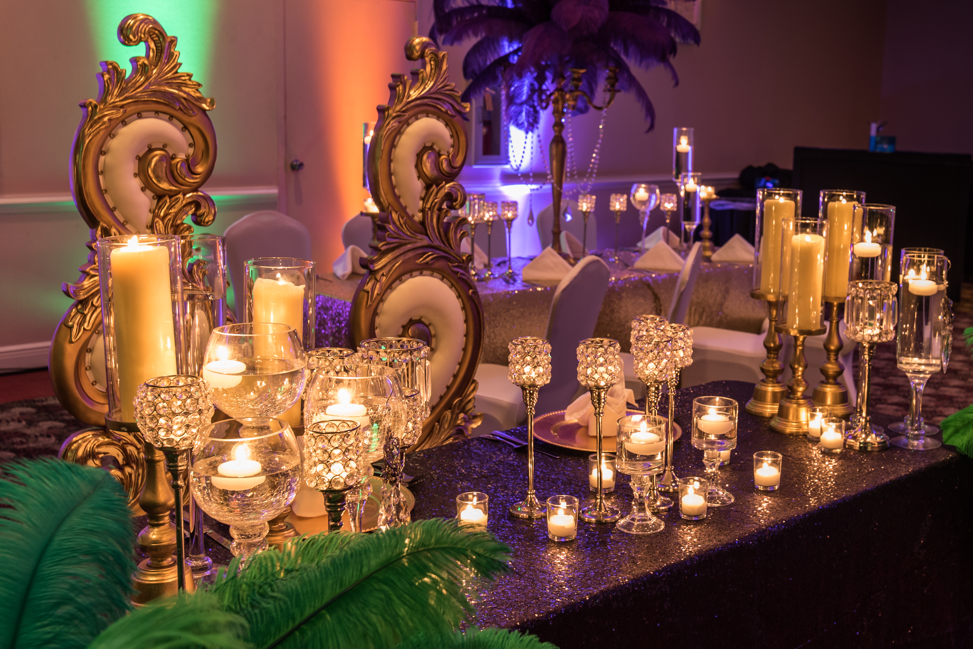 mardi gras theme weddings - today's weddings