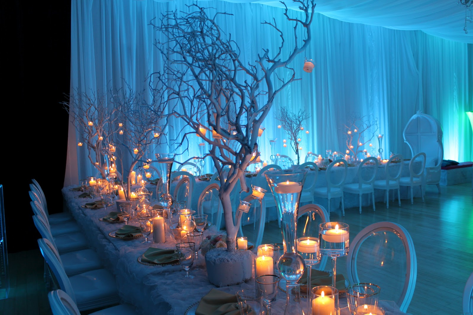 Winter Wonderland Theme Weddings Today S Weddings