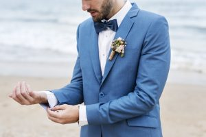 Colors for the groom suit
