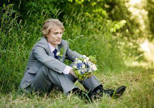 Groom suits wedding